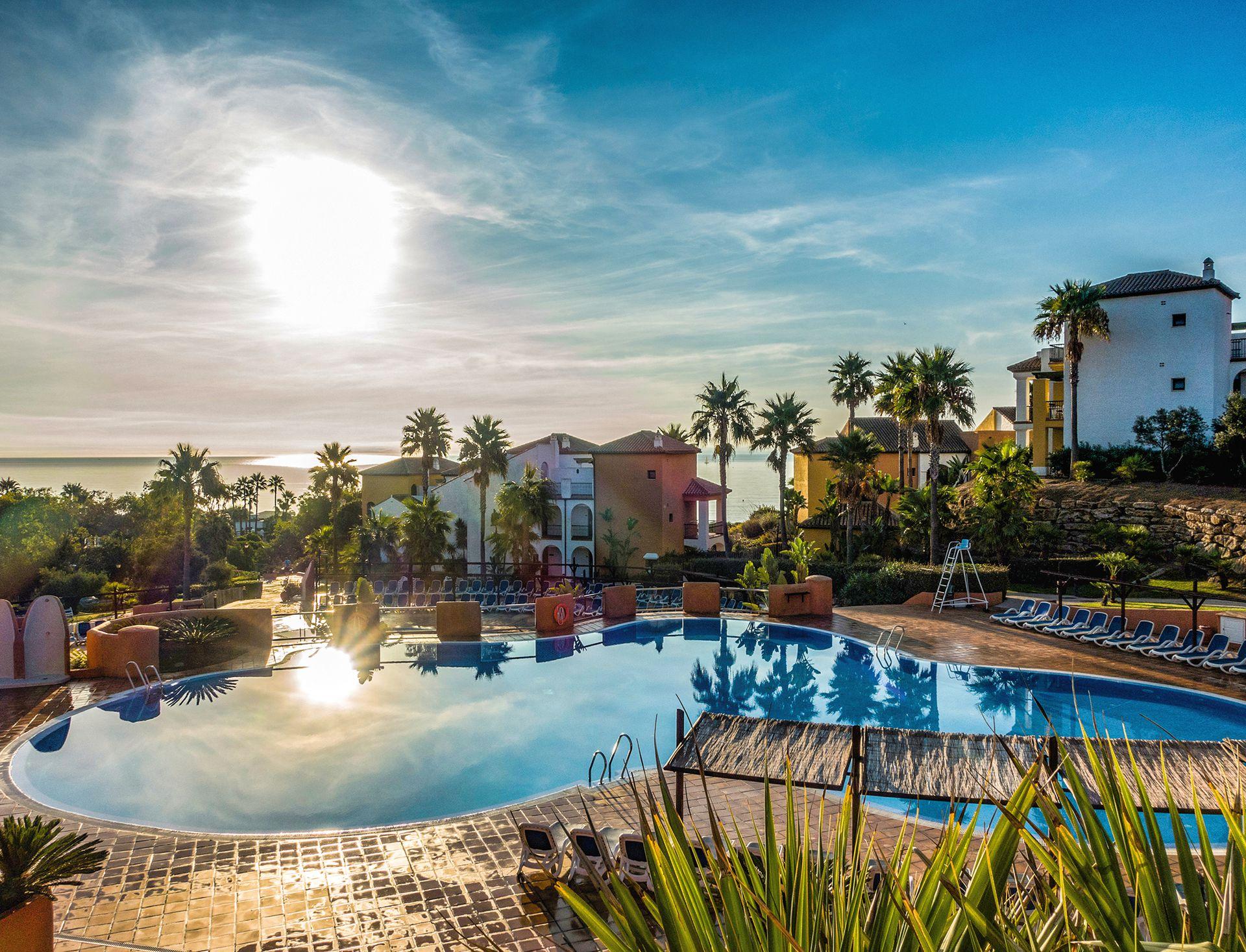 Außenanlage im Aldiana Club Costa del Sol