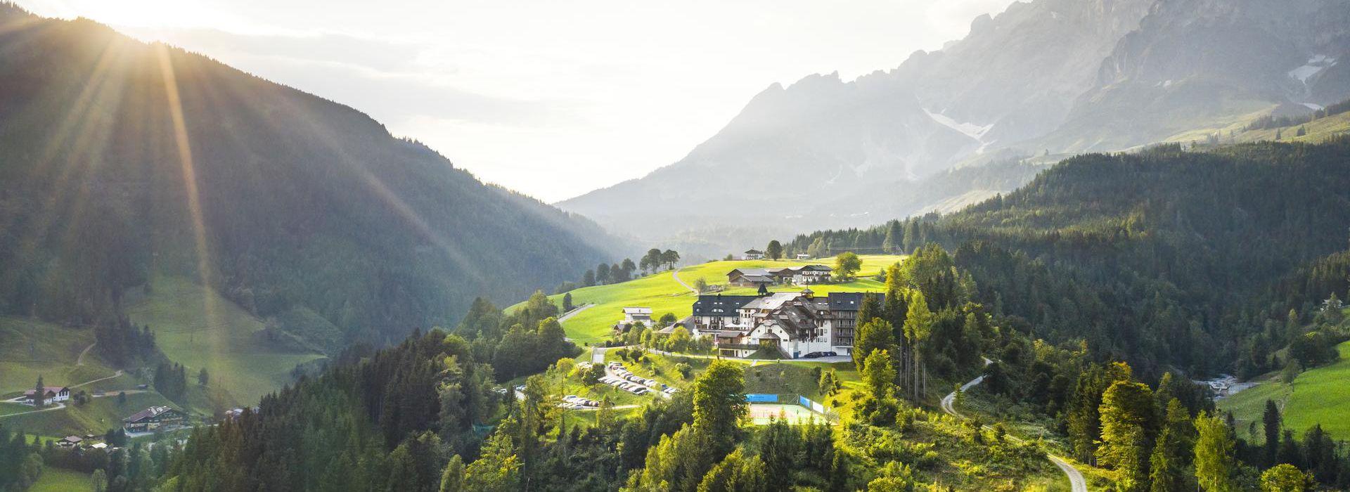 Aldiana Cluburlaub in den Bergen