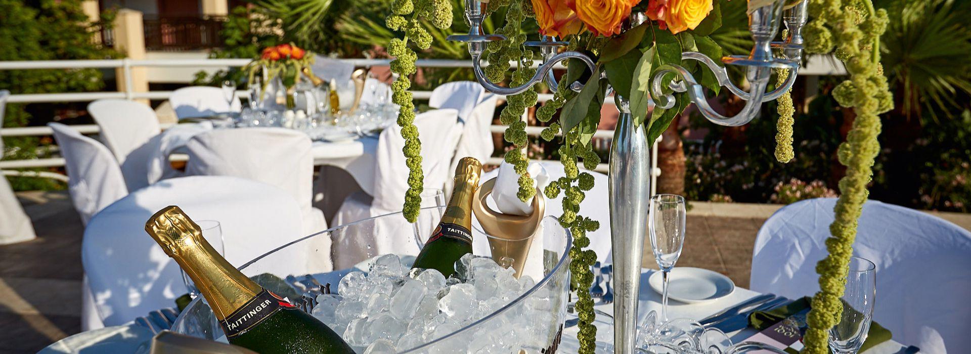 Gourmetgipfel im Aldiana Club Costa del Sol