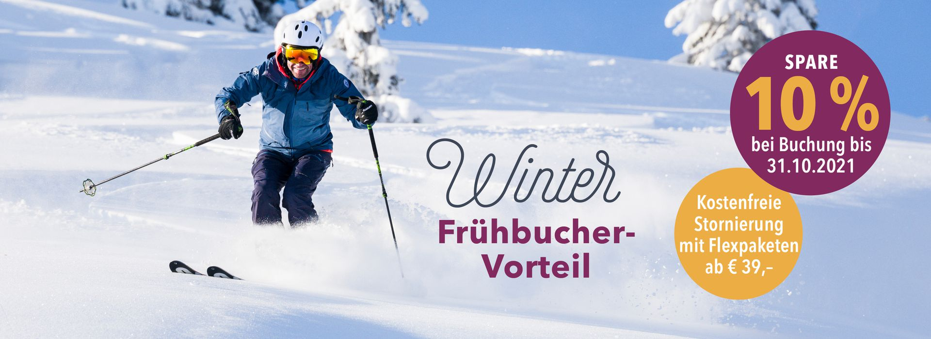 Aldiana Club Winterbucungen Fruehbucherrabatt