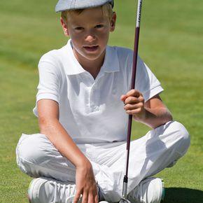 Golfspaß auch für die Kleinen