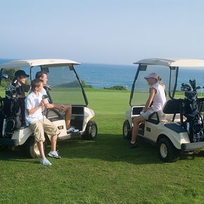 Golfplatz im Aldiana Club Costa del Sol