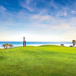 Golfplatz bei Aldiana