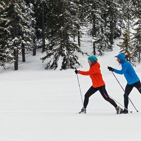 gemeinsam Ski fahren gehen