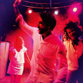 Tanzen und Spaß haben