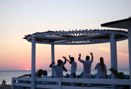 Tanzen im Aldiana Club Andalusien