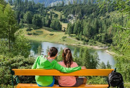 Landschaft genießen im Aldiana Club Salzkammergut