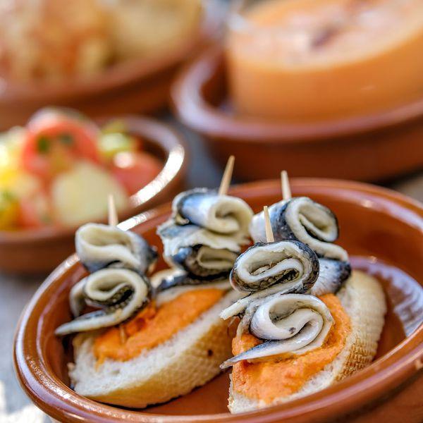 Essen im Aldiana Club Calabria