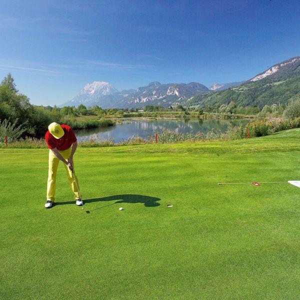 Golfen in unseren Aldiana Clubs