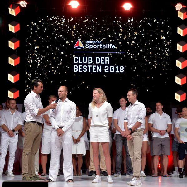 Deutsche Sporthilfe im Aldiana Club Fuerteventura